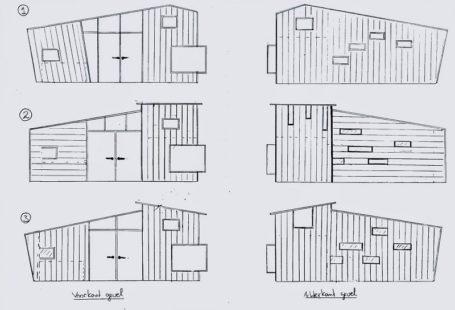 tiny house ontwerp