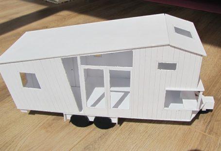 tiny house maquette
