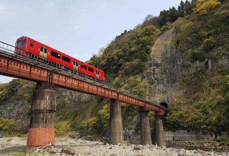 wereldreis trein
