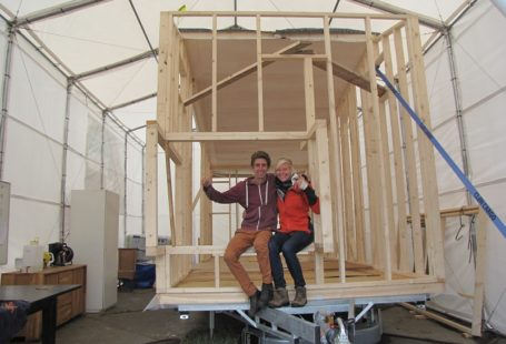 tiny house opbouw