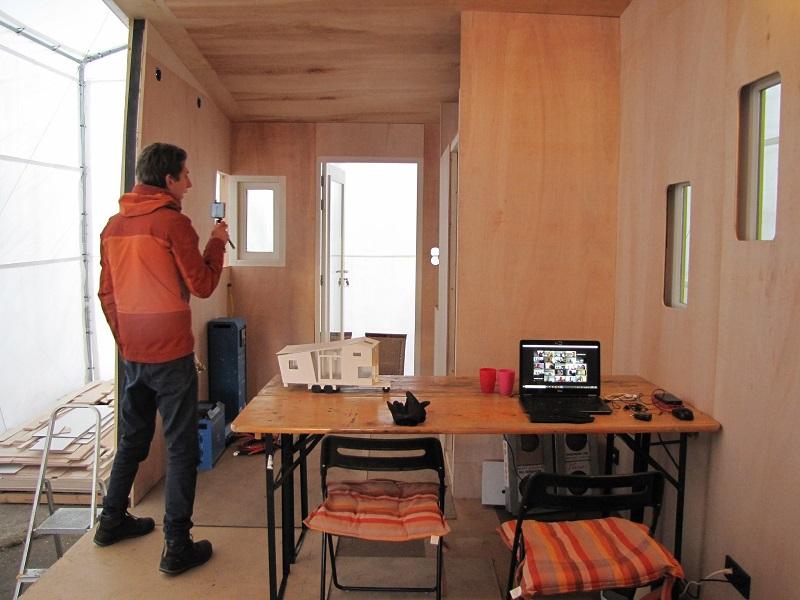 tiny house open dag