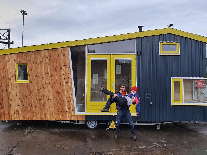 tiny house utrecht